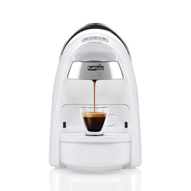 Immagine di Macchina Caffè Caffitaly Diadema S16 Colore Bianco