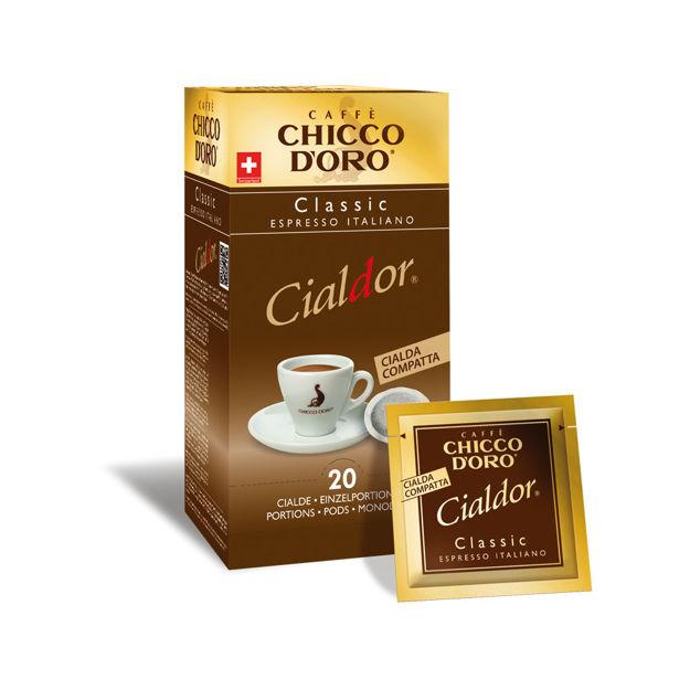 Immagine di Cialde CIALDOR Espresso Italiano (box da 20 porzioni)