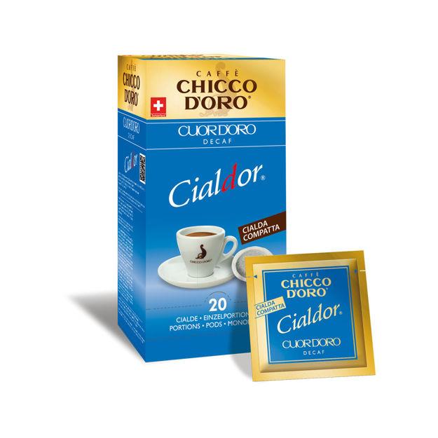 Immagine di Cialde CIALDOR Cuor D'Oro (box da 20 porzioni)