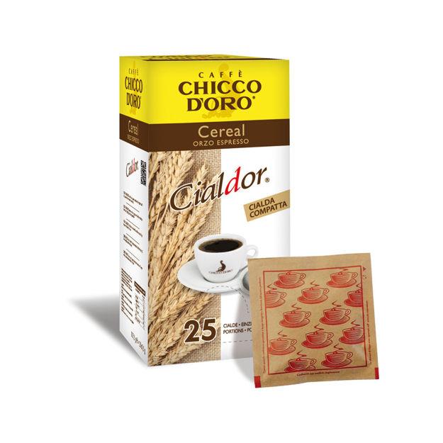 Immagine di Cialde CIALDOR Cereal Orzo (Box 25 cialde)