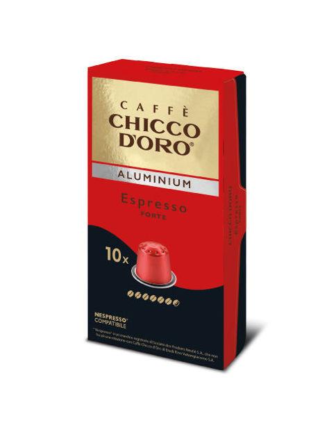 Immagine di Caps Chicco d'Oro ESPRESSO FORTE Com.Nes.(Box da 10 cps)