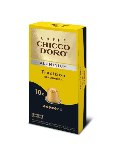 Immagine di Caps Chicco d'Oro TR.100%ARABICA Com.Nes.(Box da 10 cps)