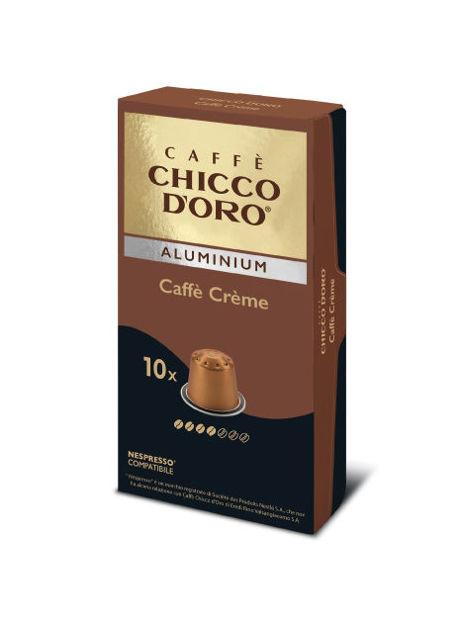 Immagine di Caps Chicco d'Oro CAFFE' CREME Com.Nes.(Box da 10 cps)