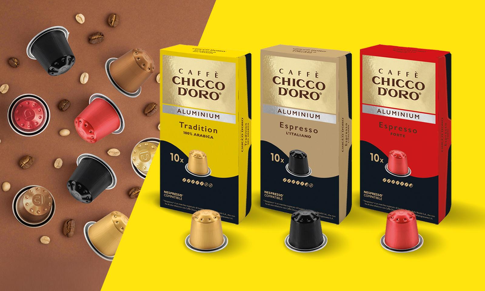 Immagine per la categoria Compatibili Nespresso